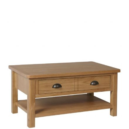 Richmond Oak Large Coffee Table